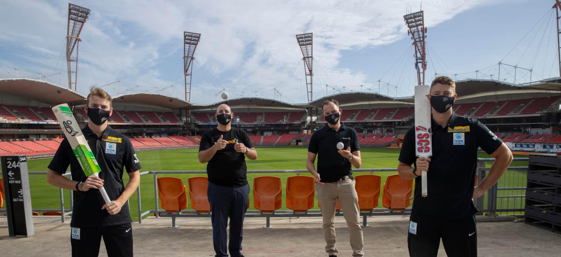 Homestar Finance announced as principal sponsor of Sydney Thunder BBL